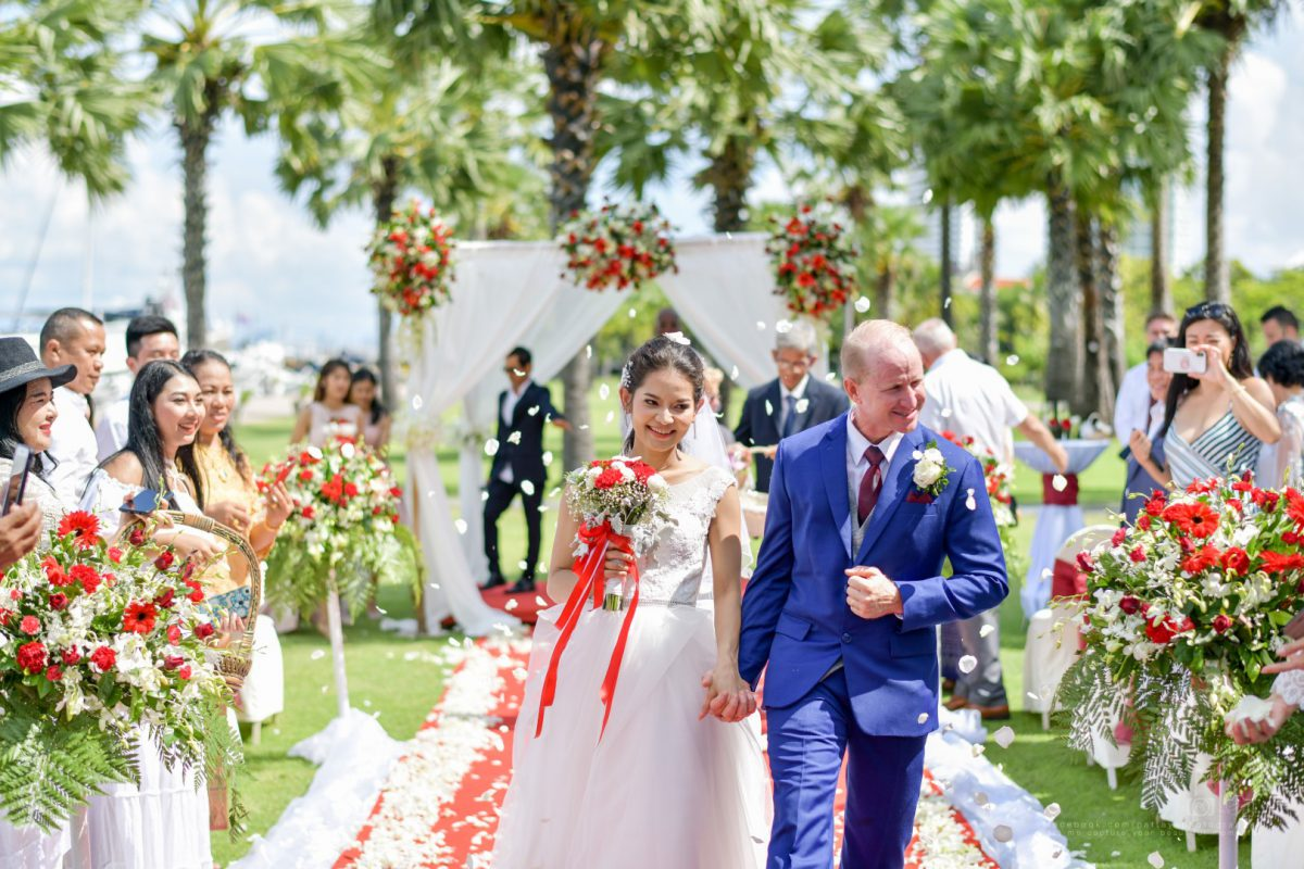 The Wedding of Pui & Ross